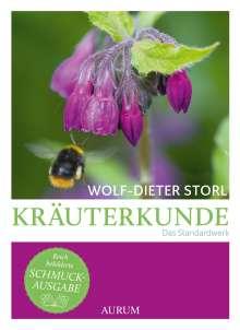 Wolf-Dieter Storl: Kräuterkunde, Buch