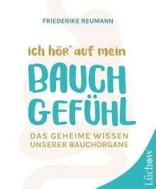 Friederike Reumann: Organgeflüster, Buch