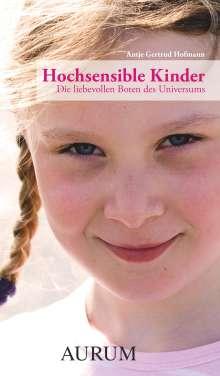 Antje Gertrud Hofmann: Hochsensible Kinder, Buch