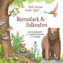 Dirk Grosser: Bärenstark & Falkenfrei, CD