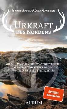 Dirk Grosser: Urkraft des Nordens, Buch