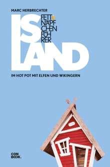 Marc Herbrechter: Fettnäpfchenführer Island, Buch