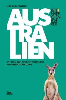 Markus Lesweng: Fettnäpfchenführer Australien, Buch