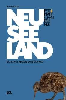 Rudi Hofer: Fettnäpfchenführer Neuseeland, Buch