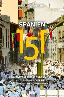Lisa Graf-Riemann: Spanien 151, Buch
