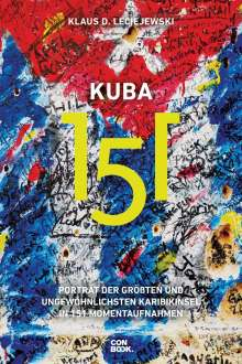 Klaus Leciejewski: Kuba 151, Buch