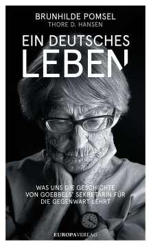 Thore D. Hansen: Ein Deutsches Leben, Buch