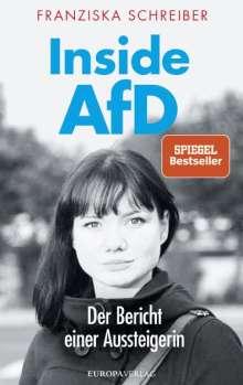 Franziska Schreiber: Inside AFD, Buch