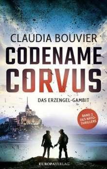 Claudia Bouvier: Codename Corvus - Das Erzengel-Gambit, Buch
