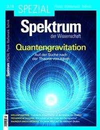 Spektrum Spezial- Quantengravitation, Buch
