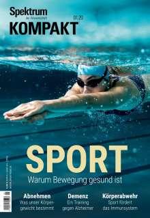 Spektrum Kompakt - Sport, Buch