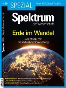 Spektrum Spezial - Erde im Wandel, Buch