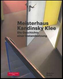 Meisterhaus Kandinsky Klee, Buch