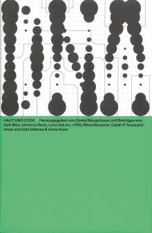Alyk Blue: Haut und Code, Buch