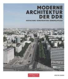 Moderne Architektur der DDR, Buch