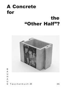 """Léonie Thiroux: A Concrete for the """"Other Half""""?, Buch"""