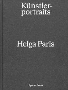 Eugen Blume: Helga Paris. Porträts, Buch