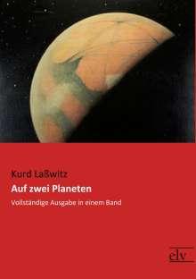 Kurd Laßwitz: Auf zwei Planeten, Buch