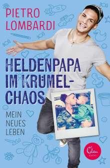 Heldenpapa im Krümelchaos, Buch