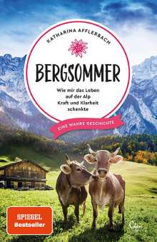 Katharina Afflerbach: Bergsommer, Buch