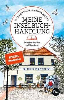 Petra Dittrich: Meine Inselbuchhandlung, Buch