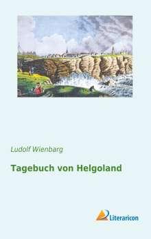 Ludolf Wienbarg: Tagebuch von Helgoland, Buch