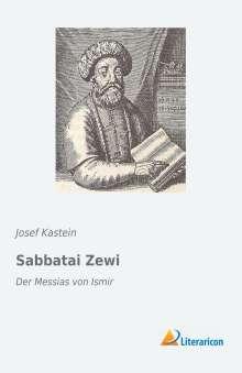 Josef Kastein: Sabbatai Zewi, Buch