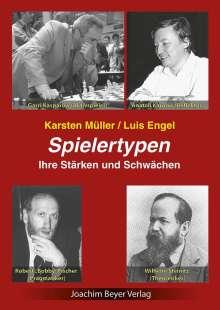 Karsten Müller: Spielertypen, Buch
