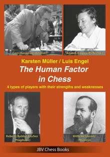 Karsten Müller: The Human Factor in Chess, Buch