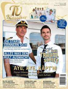 Ralph Sander: TV-Klassiker: Das Magazin für Fernsehkult. Ausgabe 01: Das Traumschiff, Buch