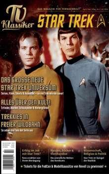 Ralph Sander: TV-Klassiker: Das Magazin für Fernsehkult 02. Star Trek, Buch
