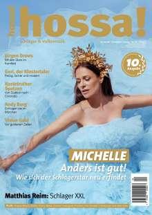 hossa! - Das Magazin für Volksmusik und Schlager! Ausgabe #10 (Oktober/November/Dezember 2020), Buch