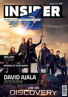 Insider Magazin. 48 (6/2020), Buch