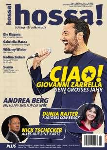 hossa! - Das Magazin für Volksmusik und Schlager! Ausgabe #11 (April/Mai/Juni 2021), Buch