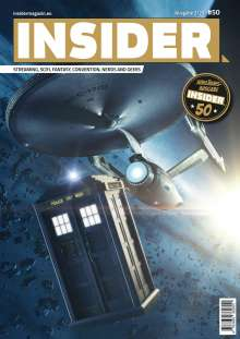 INSIDER MAGAZIN. Ausgabe #50 (2/2021), Buch