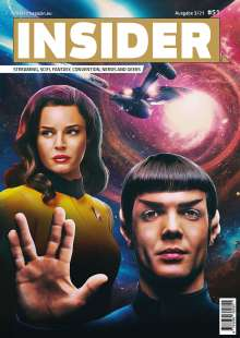 INSIDER MAGAZIN Ausgabe #51 (3/2021), Buch