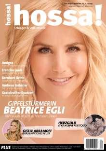 hossa! - Das Magazin für Volksmusik und Schlager! Ausgabe #12 (Juli/August/September 2021), Buch