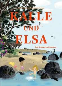 Jenny Westin Verona: Kalle und Elsa, Buch
