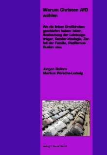 Jürgen Bellers: Warum Christen AfD wählen, Buch