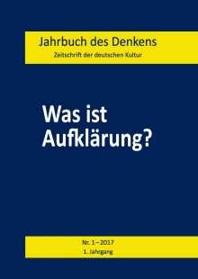 Was ist Aufklärung?, Buch