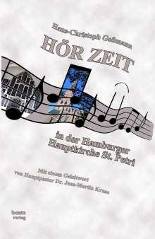 HÖR-ZEIT in der Hamburger Hauptkirche St. Petri, Buch