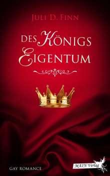 Juli D. Finn: Des Königs Eigentum, Buch