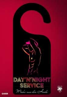 Mieko aus der Heide: Day'n'Night Service, Buch