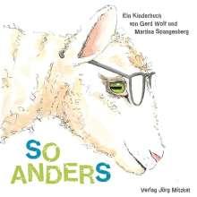 Gerd Wolf: So Anders, Buch