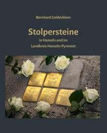 Bernhard Gelderblom: Stolpersteine, Buch