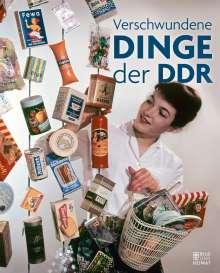 Daniela Grosch: Verschwundene Dinge der DDR, Buch