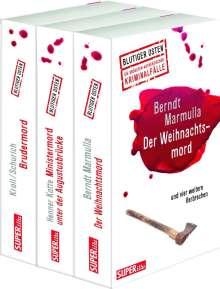 Berndt Marmulla: Blutiger Osten 17, Buch