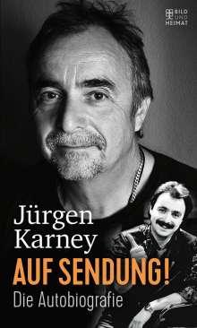 Jürgen Karney: Auf Sendung!, Buch