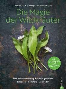 Caroline Deiß: Die Magie der Wildkräuter, Buch