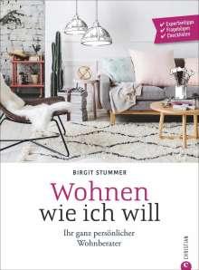 Birgit Stummer: Wohnen wie ich will, Buch